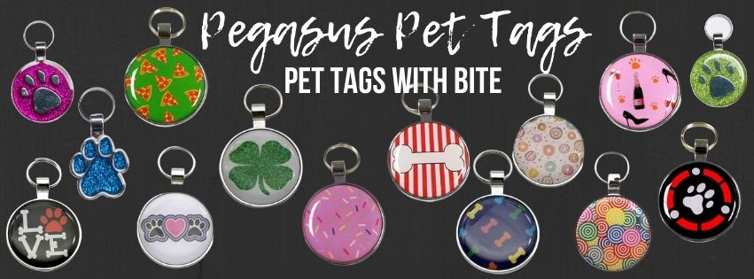 Pegasus Pet Tags